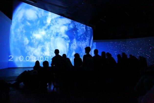 Выставки со спецэффектами в Москве на весну-лето