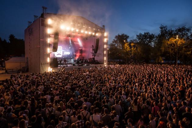 Музыкальные фестивали лета 2016