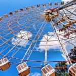 Новое колесо обозрения на ВДНХ будет выше 120 метров