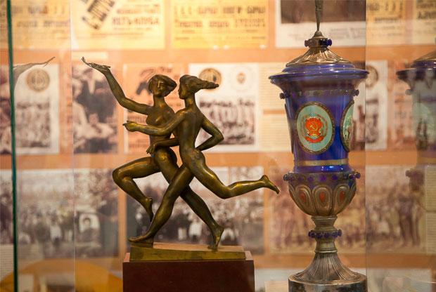 ?Музей «Билет в СССР» в парке Сокольники - слайд 1