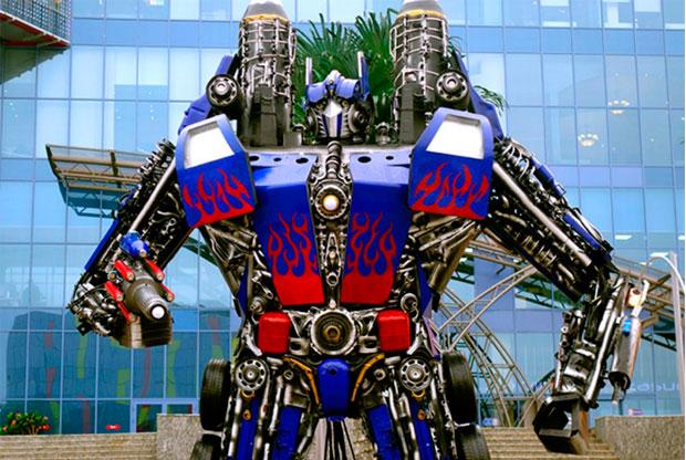 ?Выставка «Империя роботов» - слайд 1