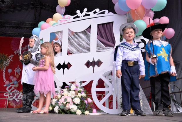 ?Детский конкурс талантов «Маленькие Мисс и Мистер «Кузьминки» - слайд 1