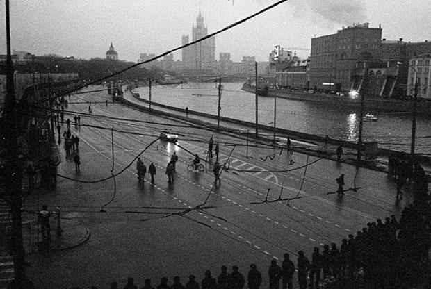 ?Фотовыставка «Постсоветская Россия. 1995/2015» в МСИ «Гараж» - слайд 1