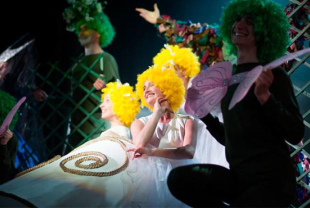 Детский спектакль «Тобио: Мастер кукол» в театре МОСТ - слайд 1