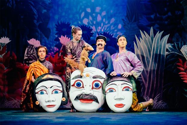 ?Спектакль «Рикки-Тикки-Тави» в Большом театре кукол - слайд 1