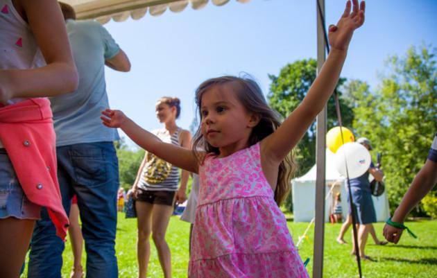 Фестиваль для детей и родителей «Завтра»