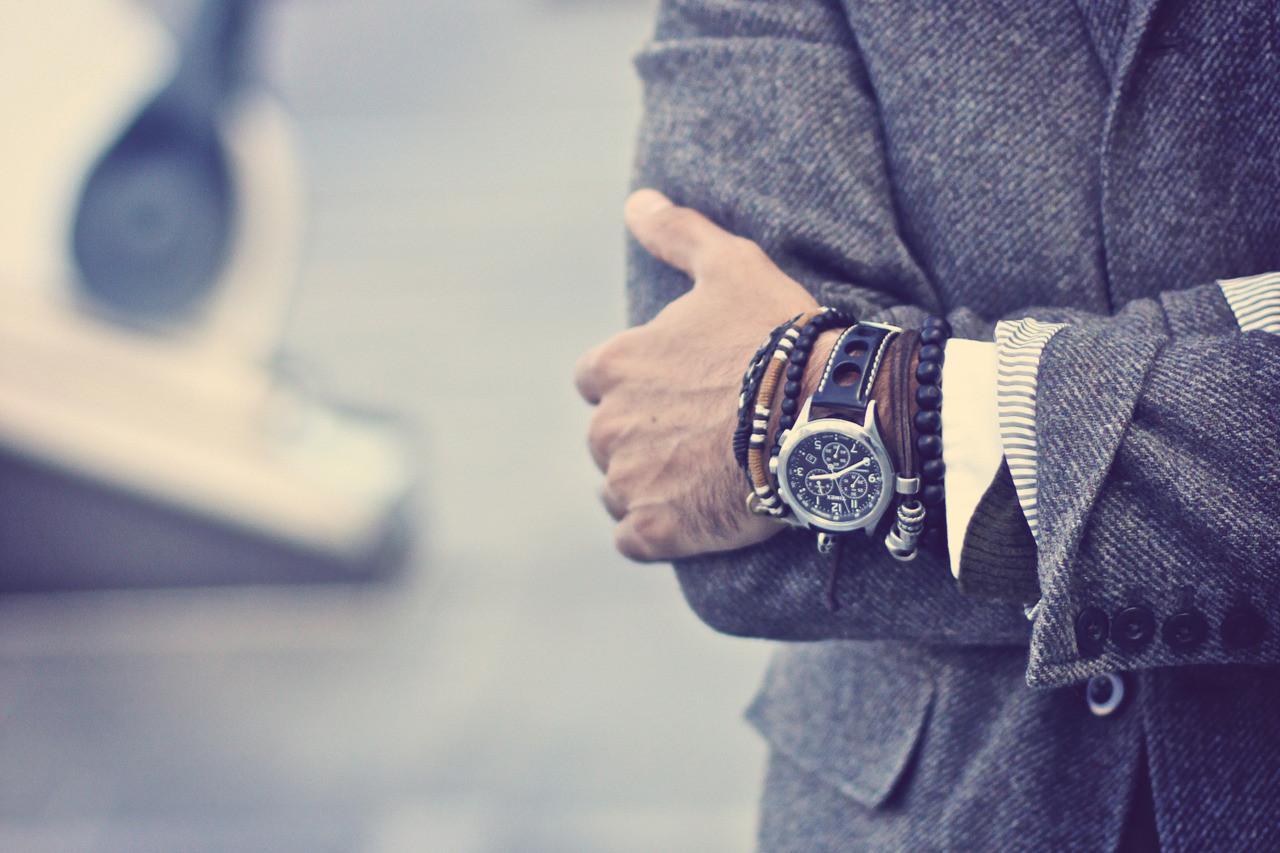 Все о выборе мужских браслетов