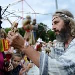 Фестиваль «Русское поле» соберет в июле рекордное количество участников
