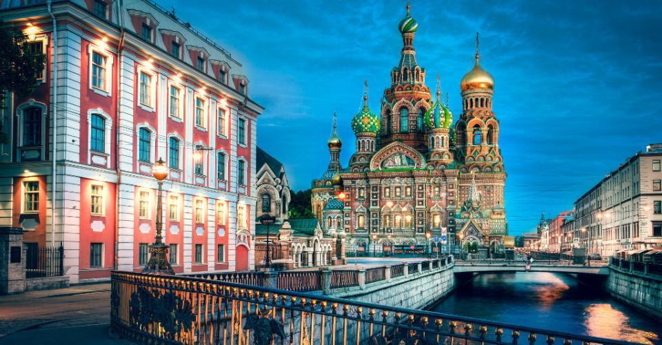 Санкт-Петербург за 1 день. Что стоит посмотреть?
