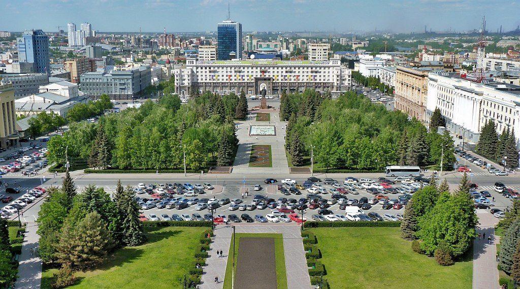 Взгляд на Челябинск под другим углом
