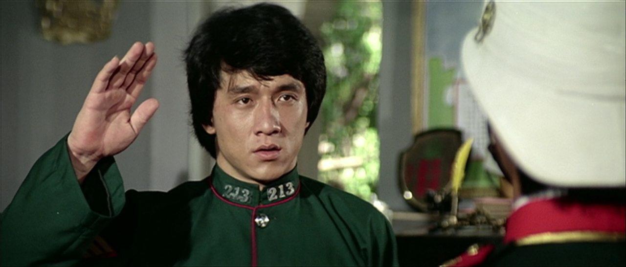 Топ-5 фильмов с Джеки Чаном