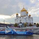Москва с борта теплохода: рекомендации по аренде теплохода