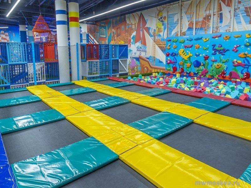 Парк развлечений для детей Zамания