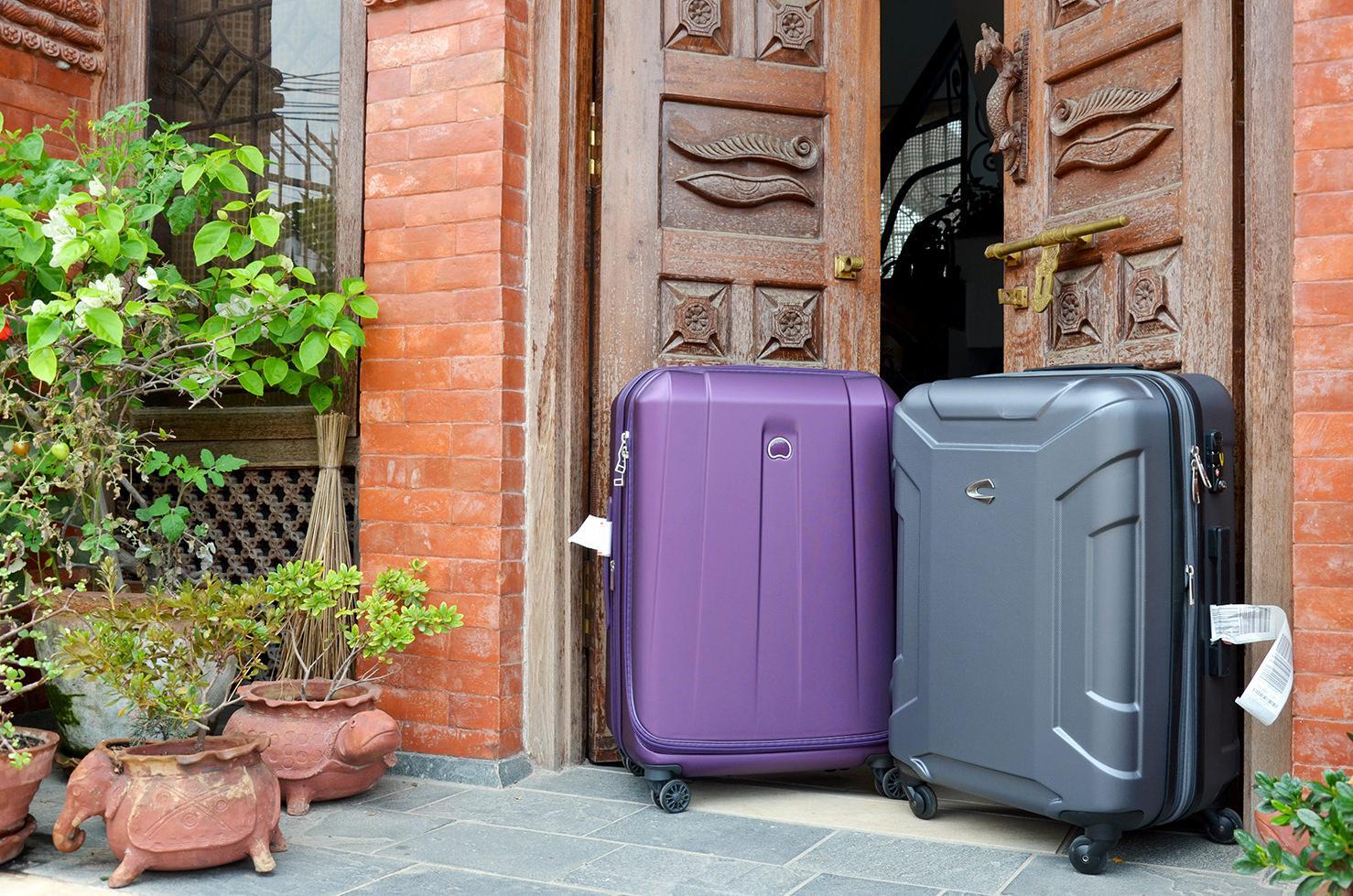 Как выбрать чемодан для полета?