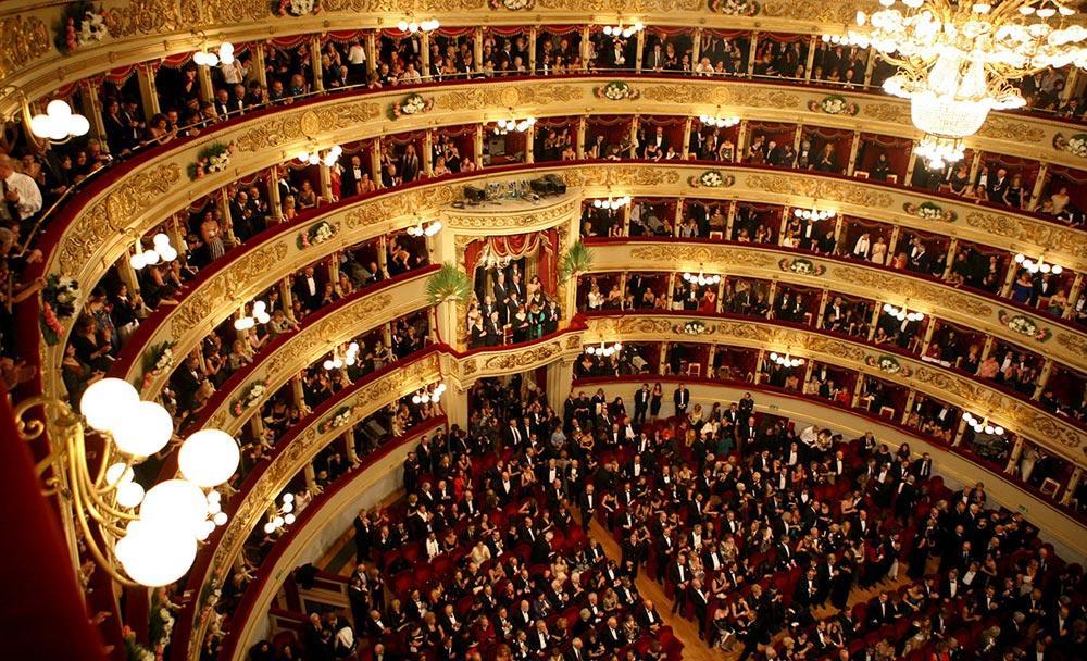 Как приобрести Билеты в театр Ла Скала?
