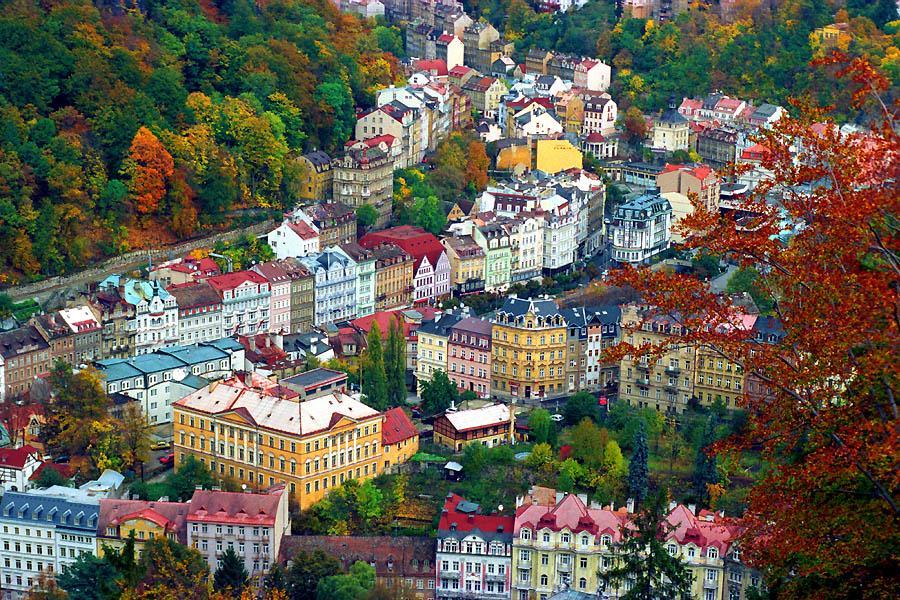 Карловы Вары - Чехия
