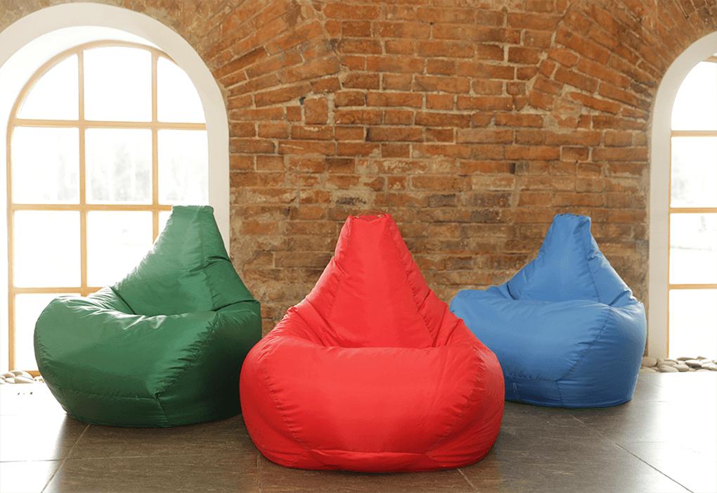Кресло-мешок: виды и правила выбора