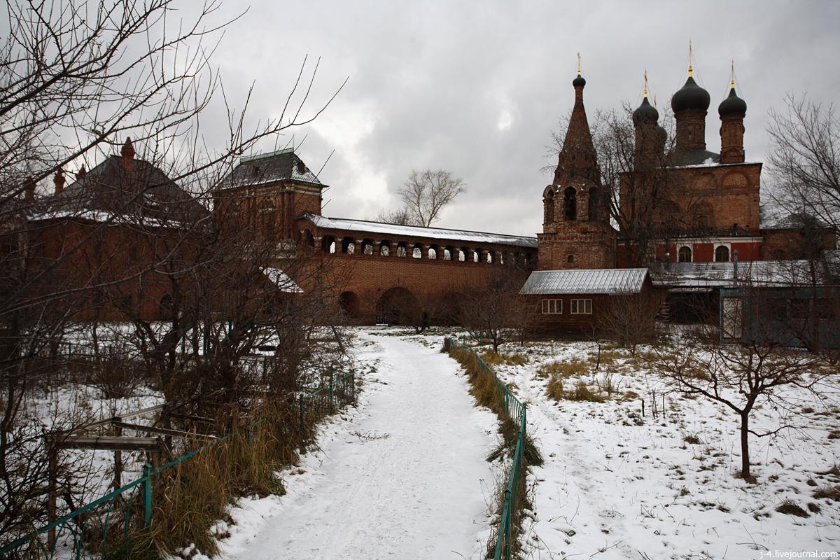 Места для зимних фотосессий в Москве