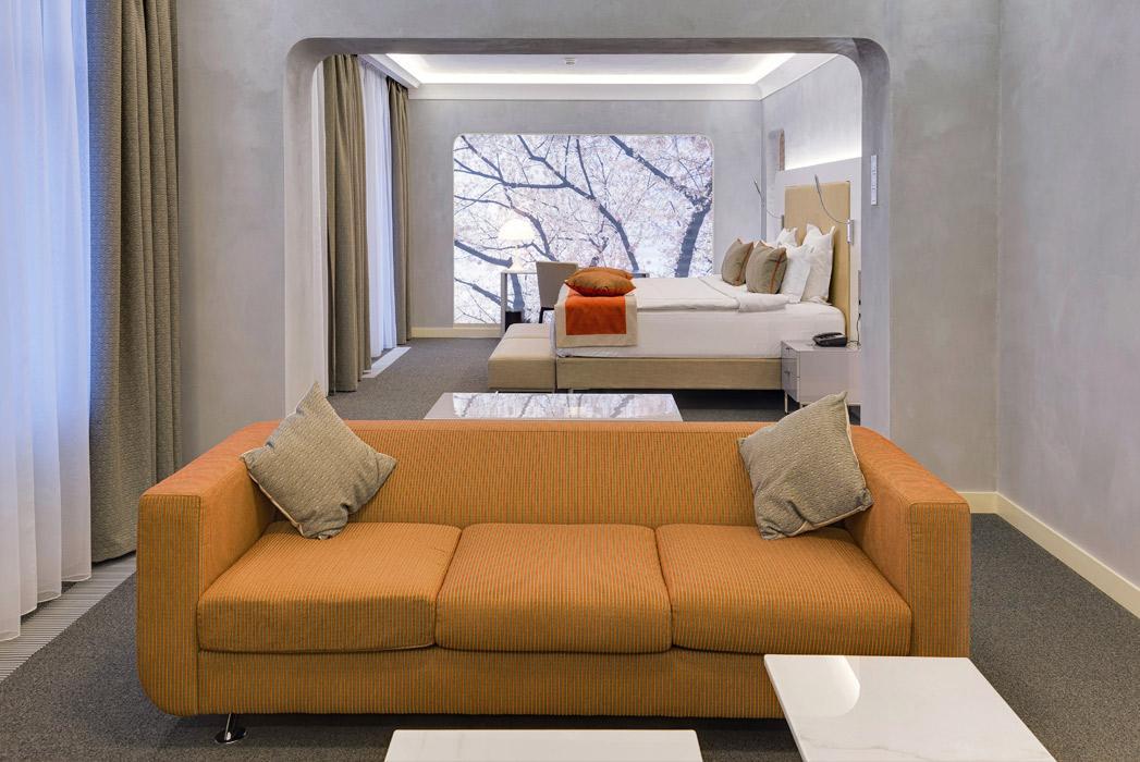 Дизайн-отель СтандАрт на Страстном бульваре