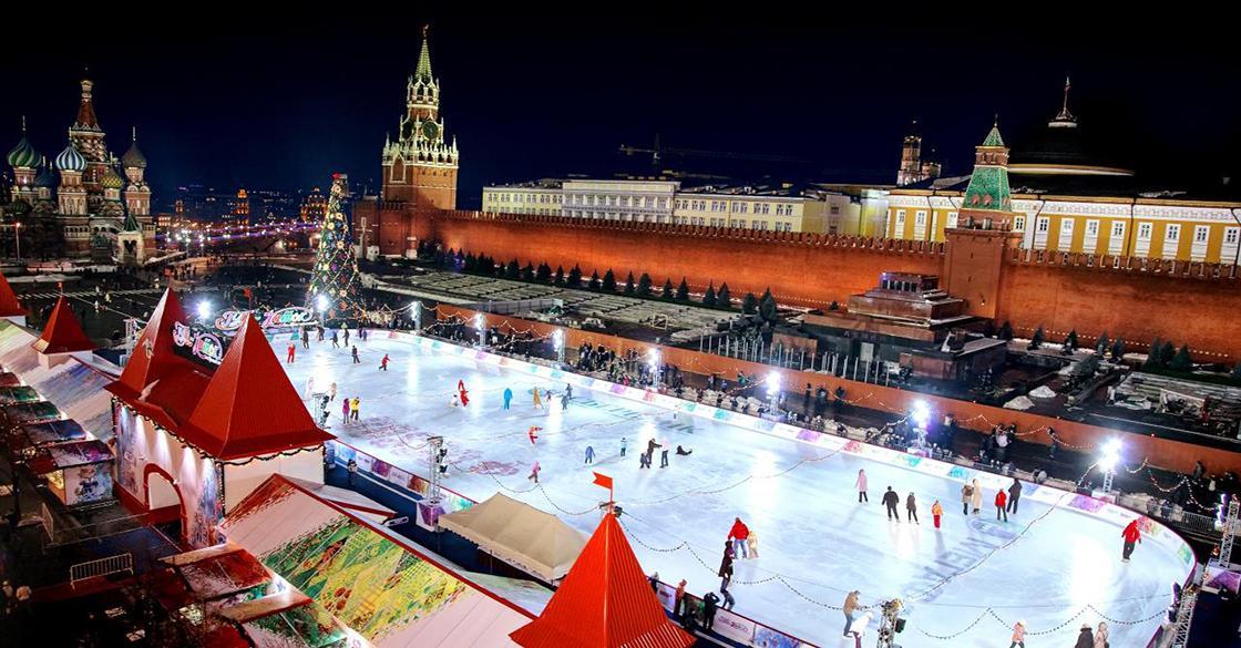 Топ-5 катков Москвы в 2017-2018 году