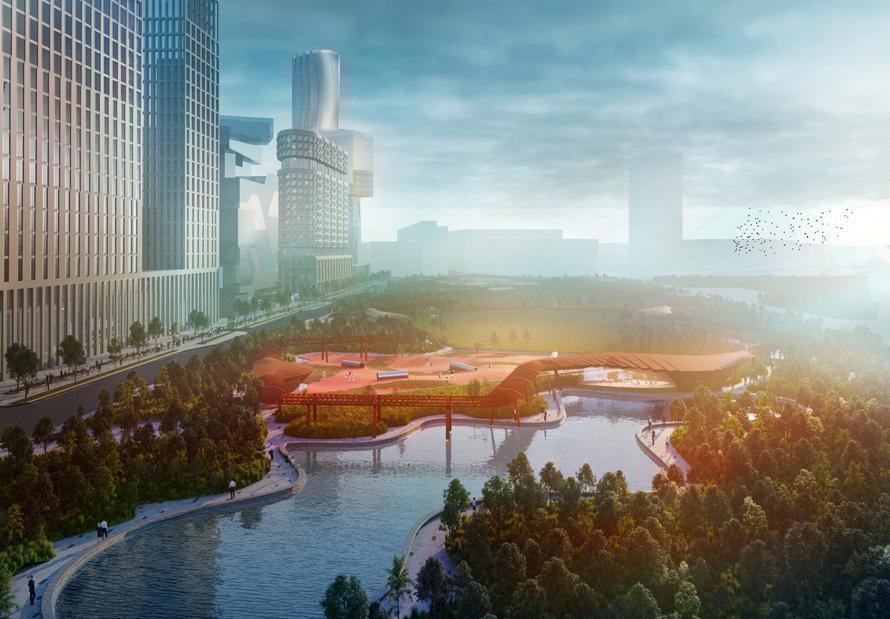 В Москве откроют необычный парк