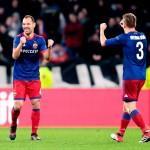 Арсенал VS ЦСКА в Лиге Европы: история и факты