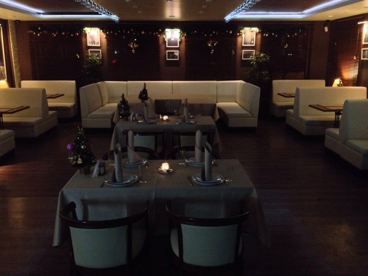 Современное кафе-ресторан House mafia