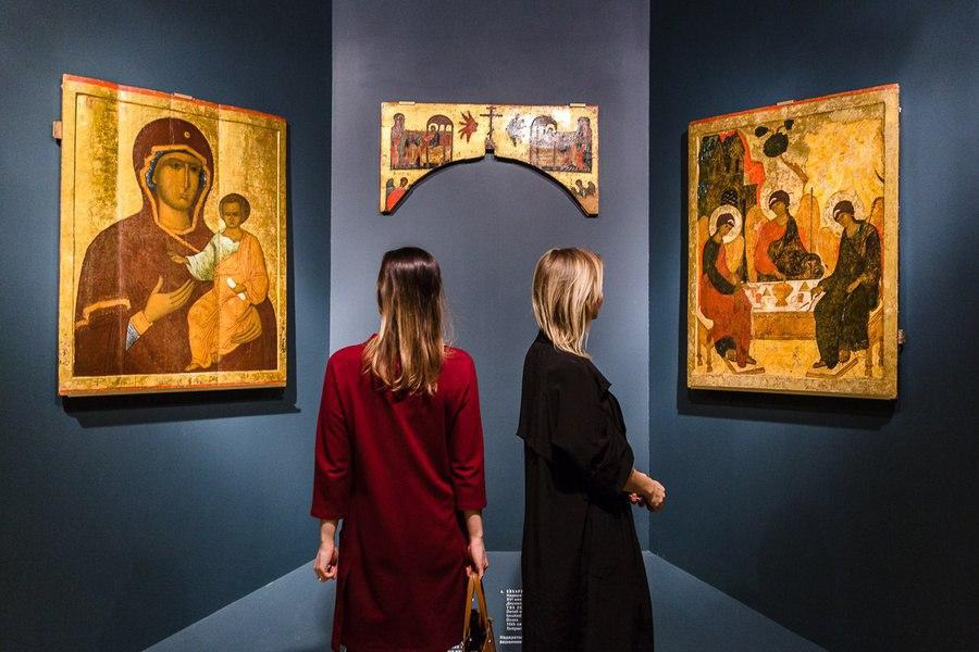 Третьяковка приглашает посетить две выставки бесплатно