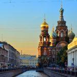 Самые популярные места в Санкт-Петербурге
