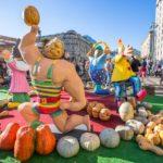 Манежная площадь станет территорией самых красивых арт-объектов фестиваля «Золотая осень»