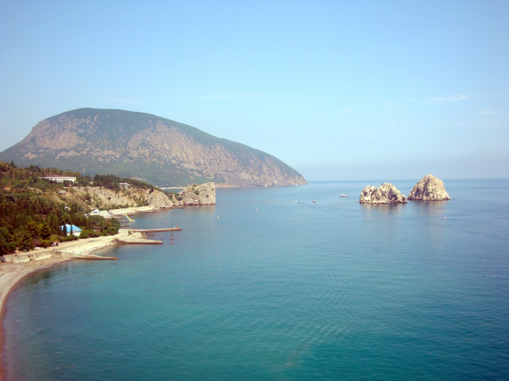 Топ-9 достопримечательностей Крыма