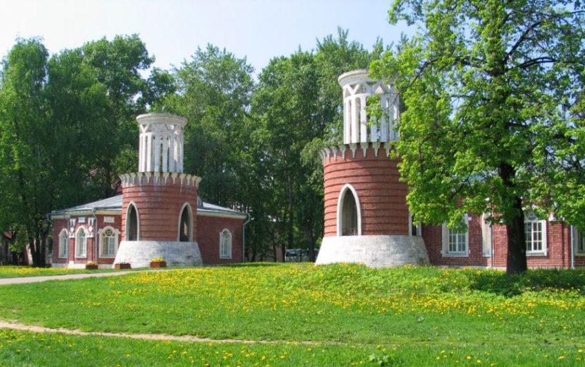 Воронцовский парк и усадьба Воронцово