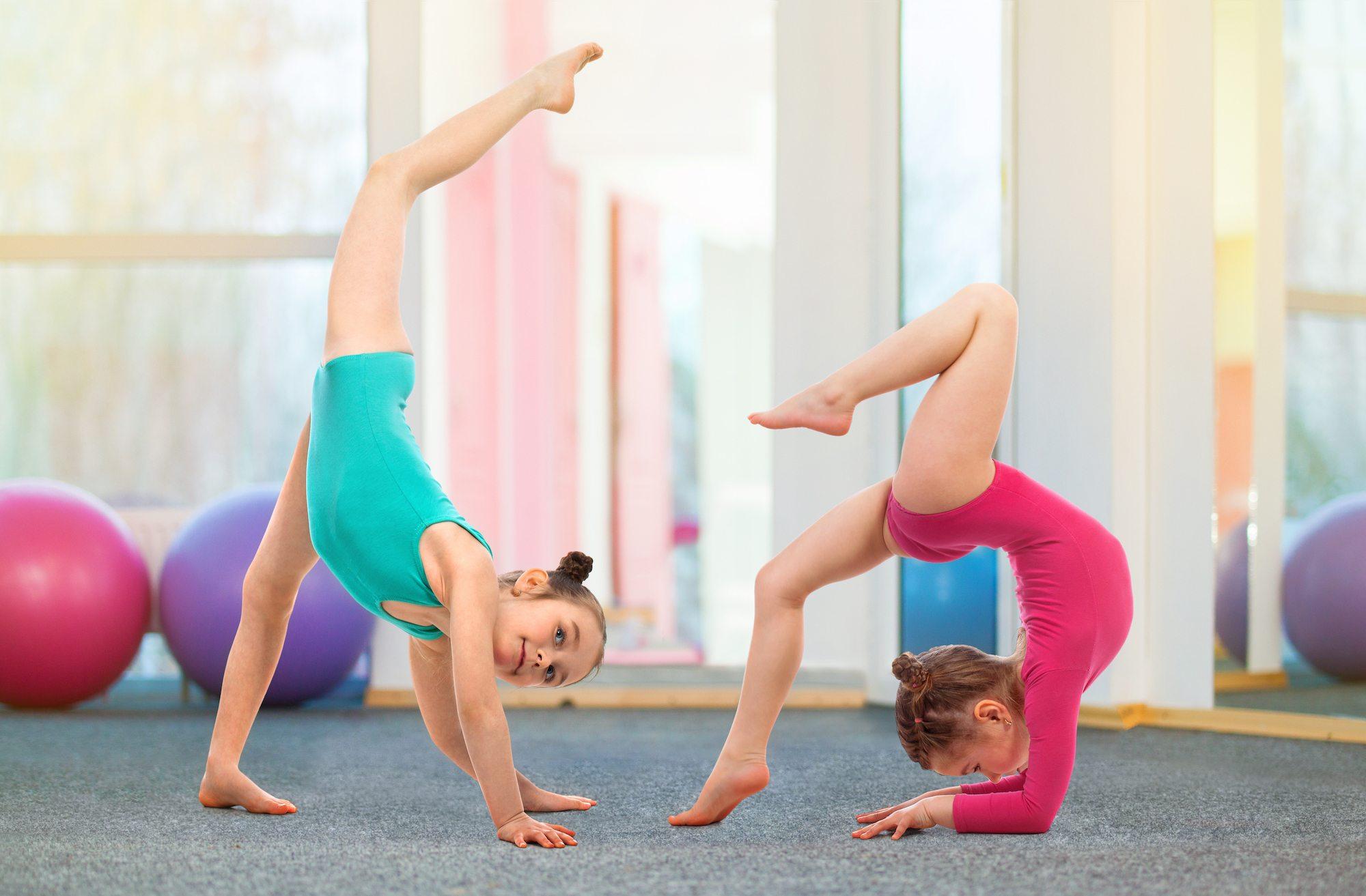 Акробатика для детей: польза, за и против