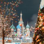 Новогодние елки в Москве 2018-2019