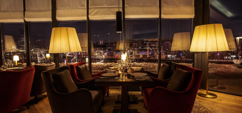 12 ресторанов и банкетных залы для свадьбы и торжеств в Москве