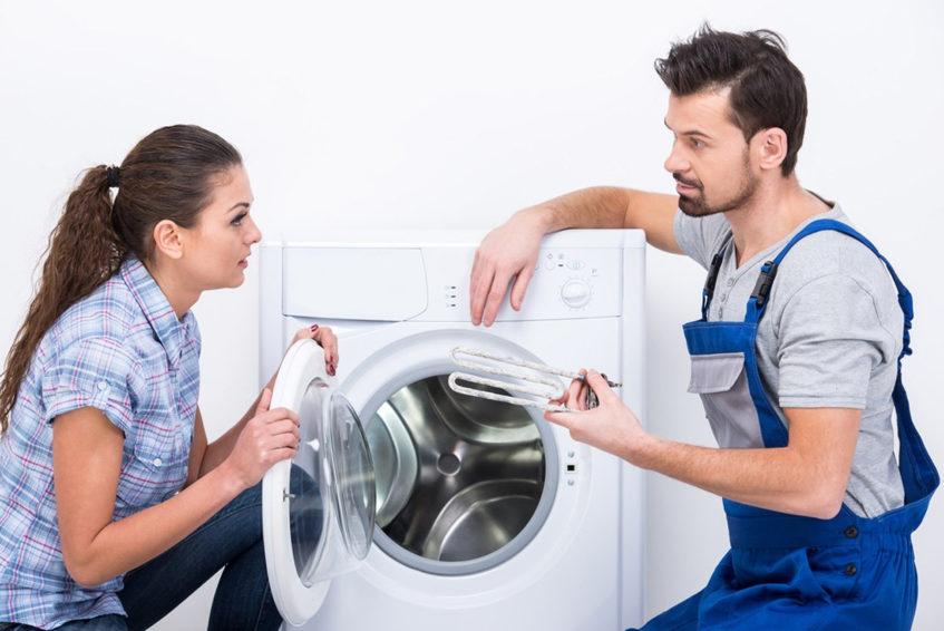 Ремонт стиральных машин: с чем обычно обращаются в сервис?