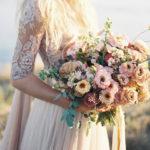 Как выбрать самый долгоиграющий свадебный букет за 15 минут