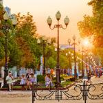 Отдых в городе Ейск