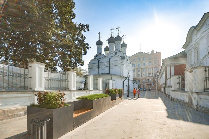 10 пешеходных улиц Москвы для приятных прогулок