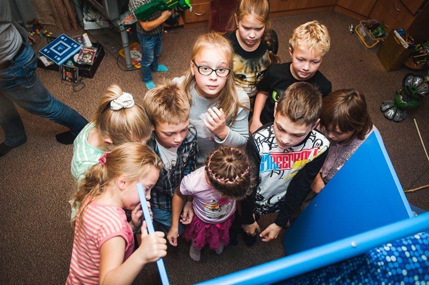 Где пройти квесты с детьми в Москве и с какой игры начать?