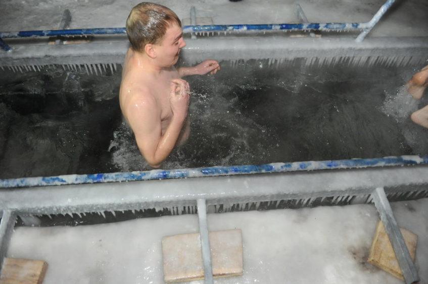 Где в Москве будут места для крещенских купаний 2019 в ночь с 18 на 19 января