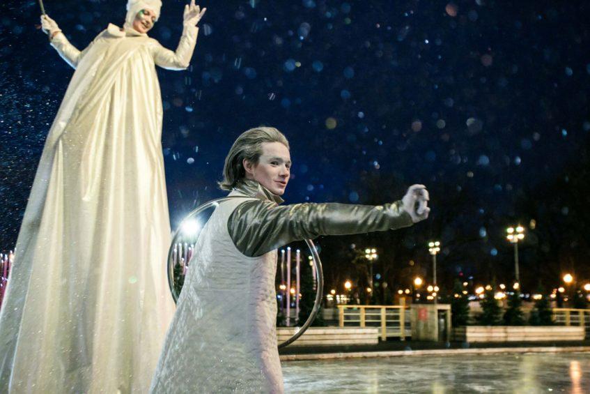 Интересные мероприятия на Старый Новый год в Москве!