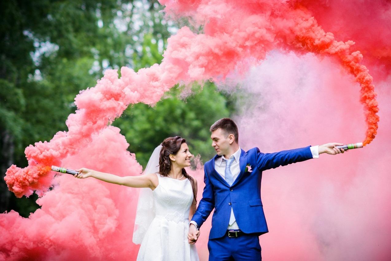 узнать цветной дым какой лучше для фотосессии регулярно пополняется только