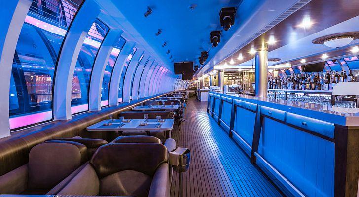 Ресторан Флотилия «Рэдиссон Ройал»