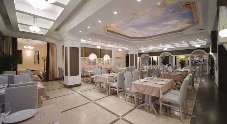 Загородный ресторан Сопрано