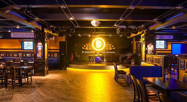 Ресторан Good Beer Bar / Гуд Бир Бар (Бауманская)