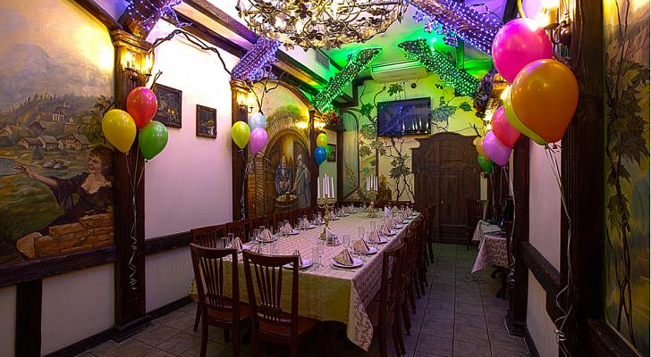 Ресторан Старина Мюллер (Шмитовский проезд)