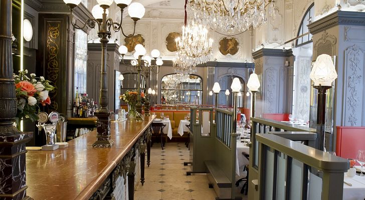 Ресторан Brasserie Мост / Брассерия Мост