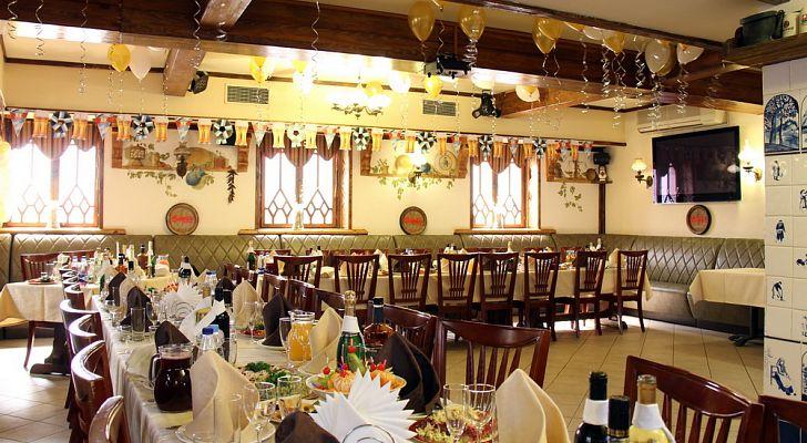 Ресторан Старина Мюллер (ул. Бакунинская)