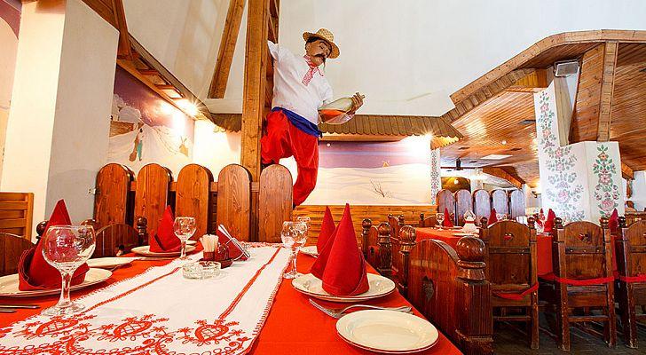Ресторан Вечера на хуторе. Корчма